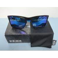 OAKLEY mens SLIVER XL Sapphire Fade/Prizm Sapphire Polarized OO9341-1357 New Box