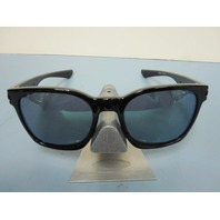 OAKLEY mens Garage Rock Sunglass Polished Black/Jade Iridium OO9175-04 New w/Box