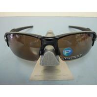 OAKLEY golf Flak 2.0 Sunglass Black/Prizm Tungsten Polarized OO9295-2059 New Bag