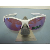 OAKLEY womens Commit Square Sunglass White/Prizm Golf OO9086-0262 New in Baggy