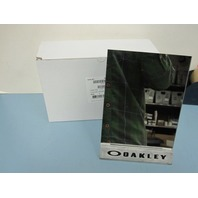 OAKLEY 2016 dealer countertop/tower 4.0 Mirror display X-Metal New In Box