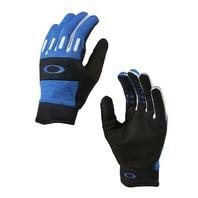 OAKLEY Mountain Bike BMX  Factory Glove 2.0 mens LG Blue Line New w/tags