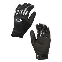 OAKLEY Mountain Bike BMX  Factory Glove 2.0 mens LG Jet Black New w/tags