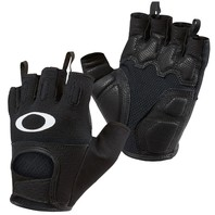 OAKLEY Mountain Bike Cycling Factory Road Glove 2.0 mens LG Jet Black New w/tags