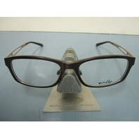 OAKLEY womens SPECULATE chocolate OX3108-0352 RX eyeglass frame NEW in O case