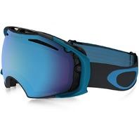 OAKLEY snowboard ski Airbrake Goggle Iron Legion Blue/Prizm Sapphire OO7037-53