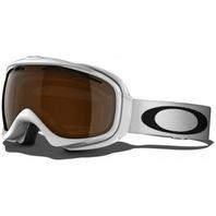 OAKLEY snowboard ski Elevate Goggle White/Black Iridium 57-185 New in Box