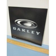 Oakley 2011 Foundation Logo dealer shop counter display New Old Stock Flawless