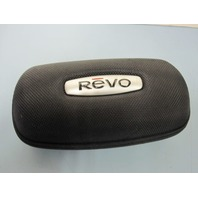 Revo sun eyeglass frame protective SM vault zippered carrying case new