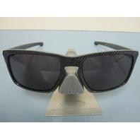 OAKLEY mens SLIVER Sunglass Fingerprint Dark Grey/Warm Grey OO9262-19 New