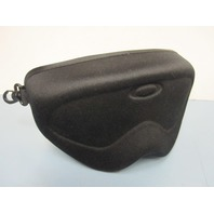 OAKLEY goggle lens zippered hard carrying case black Vintage New Old Stock