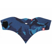 Airhole 2018 Snowboard 2 Layer Facemask Camo M/L New Never Worn in Package