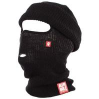 Airhole 2018 Snowboard Beanieclava Sweater Knit Facemask Black M/L New