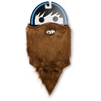 NEFF surf BMX skateboard ski snowboard Bearded Facemask Brown New In Package