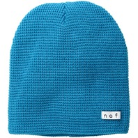 NEFF snowboard ski BMX skateboard surf Quill Beanie Cyan New with tags