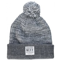 NEFF snowboard ski BMX skateboard surf Vandle Beanie Charcoal New with tags