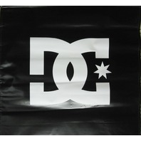 DC Skateboard Snowboard Sneaker Dealer Shop Big Banner Flawless NEW old stock