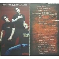 Chevelle 2003 Send The Pain Below 2 sided promotional poster Flawless old stock