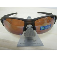OAKLEY mens FLAK 2.0 XL Rootbeer/Prizm Shallow H2O Polarized OO9188-59 New InBox