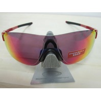 OAKLEY mens EVZero Pitch Sunglass Redline/Prizm Road OO9383-0538 NEW in Box