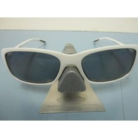 OAKLEY womens HALL PASS sunglass Arctic/Grey Polarized OO9203-04 NEW in baggy
