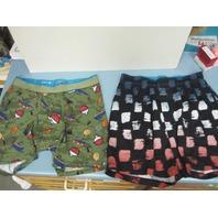 STANCE Mens Boxer Shorts Underwear Medium (32-34) 2 Pairs New Never Worn