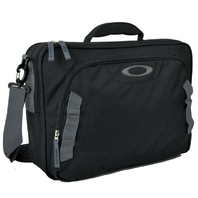 OAKLEY Works Computer Padded Travel Bag 92613 Black New With Tags Free Ship