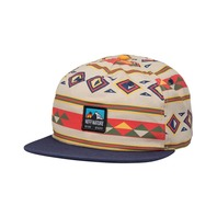 NEFF surf skateboard snowboard Journey 5 panel cap hat Navy NEW with tags
