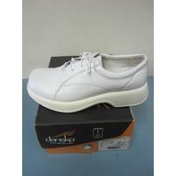 DANSKO womens shoe Jette WHITE BOX EU 41/USA 11 NEW in box 7174010100