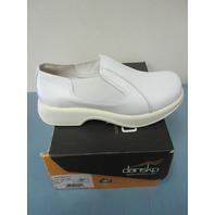 DANSKO womens shoe Jocelyn WHITE BOX EU 41/USA 11 NEW in box 7176010100