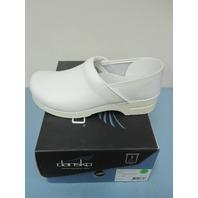 DANSKO mens Professional Box WHITE EU 45 NEW in box 606010101