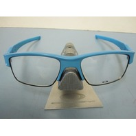 OAKLEY mens CROSSLINK SWITCH Sky Blue RX frame OX3128-0453 NEW in Oakley Box