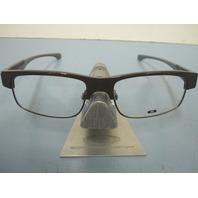 OAKLEY mens RX eyeglass frame YARDDOG 2 Flint OX1093-0353 NEW In Case/Box