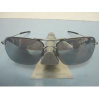 OAKLEY mens Tailback Sunglass Lead/Chrome Iridium OO4109-04 NEW in O case