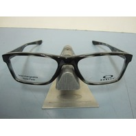 OAKLEY mens RX eyeglass frame Fin Box Trubridge Tortoise OX8108-0453 New In Box