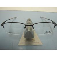 OAKLEY mens RX eyeglass frame Limit Switch 0.5 Black OX5119-0152 New In Box