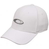 OAKLEY Surf Golf Tincan Flex LG/XL Hat 911545 White Grey New w/tag Free Shipping