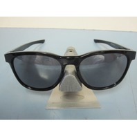 OAKLEY mens Stringer Sunglass Black/Black Iridium OO9315-03 New In Oakley Baggy