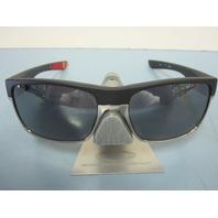 OAKLEY mens TWOFACE sunglass Ferrari Black/Black Iridium OO9189-20 NEW in baggy