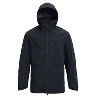 BURTON snowboard 2019 AK Gore Jacket True Black mens Large NEW w/tags