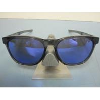 OAKLEY mens Stringer Sunglass Smoke/Violet Iridium OO9315-05 New In Oakley Baggy