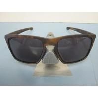 OAKLEY mens SLIVER XL sunglass Brown Tortoise/Warm Grey OO9341-04 New In Bag
