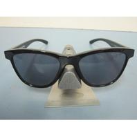 OAKLEY womens MOONLIGHTER sunglass Polished Black/Grey OO9320-01 NEW in Baggy