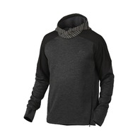 OAKLEY mens Performance Grind Fleece Training Hoodie Jet Black LG New With Tag