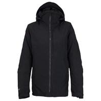 BURTON snowboard AK 2L Flare Down Jacket True Black womens Small NEW w/tags