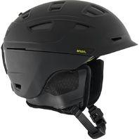 BURTON snowboard ANON 2018 Prime MIPS Helmet mens MED Black New w/tags Ski