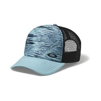 OAKLEY snowboard surf GOLF Mesh Sublimated Snapback Hat Comet NEW tags Free Ship