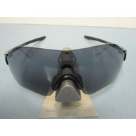 OAKLEY mens EVZero Range Polished Black/Black Iridium OO9327-01 NEW in bag