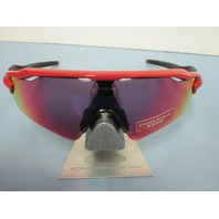 OAKLEY sunglass RADAR EV PATH(Asia)redline/prizm roadOO9275-13 NEW in case