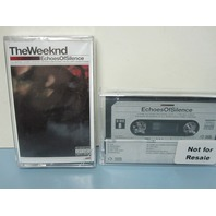 The Weeknd - Echoes Of Silence [Cassette] 2015 sealed promo NEW